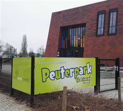 Bord Alupanel Parkschool